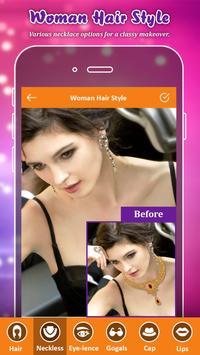 Hair Styler App screenshot 1