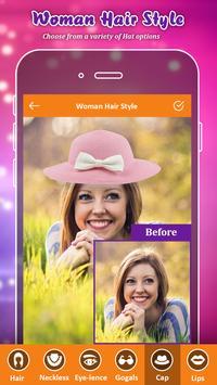 Hair Styler App screenshot 3