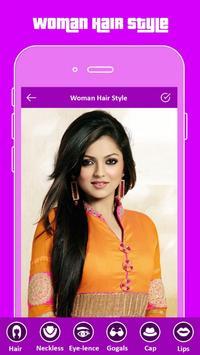 Hair Styler App For Girls screenshot 3