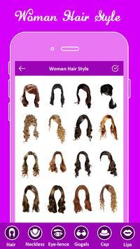 Hair Styler App For Girls screenshot 2