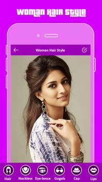 Hair Styler App For Girls screenshot 7