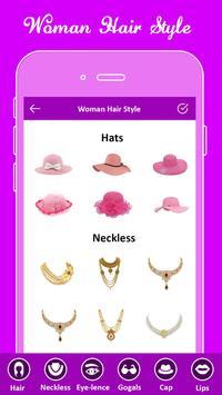 Hair Styler App For Girls screenshot 5
