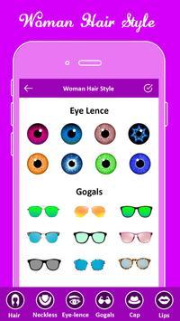 Hair Styler App For Girls screenshot 8
