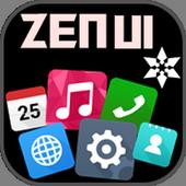Zen-UI Icon Pack + Theme icon