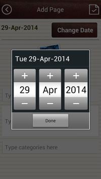 My Private Diary apk screenshot