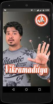 VikramAditya poster
