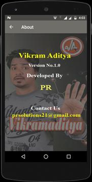 VikramAditya screenshot 5