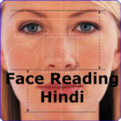 Learn Face Reading in Hindi icon