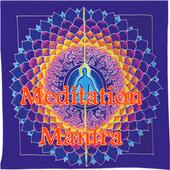 Meditation Mantra audio icon