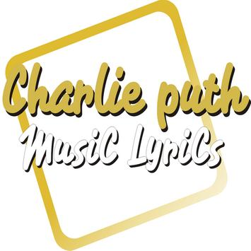 Lyrics Of Charlie puth Song poster