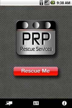PRP Rescue poster