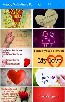 Happy Valentines Day Messages poster