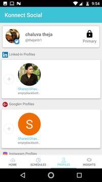 Konnect Social screenshot 5