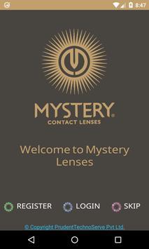 Mysterylenses poster