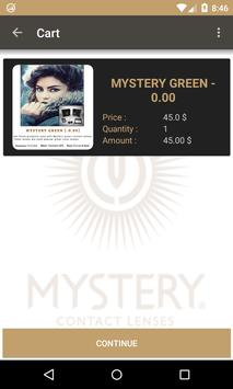 Mysterylenses apk screenshot