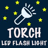 Torch LED Flash Light icon