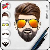 Man Photo Editor icon