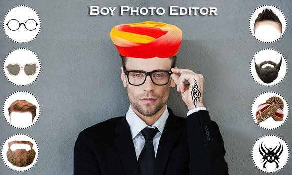 Man Photo Editor screenshot 1