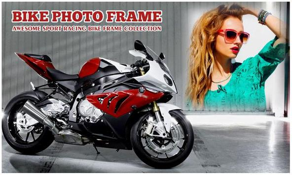 Sport Bike Photo Frame screenshot 3