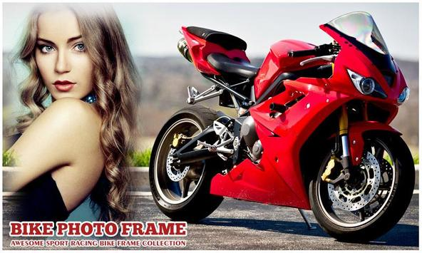 Sport Bike Photo Frame screenshot 2