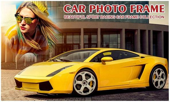 Sport Car Photo Frame apk screenshot