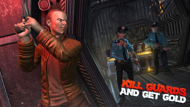 Gangster Kill & Theft - Survival Escape screenshot 1