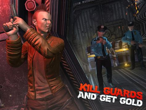 Gangster Kill & Theft - Survival Escape screenshot 5