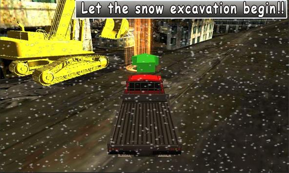 snow blower excavation shovel apk download free simulation game