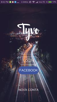 Tyvo App poster