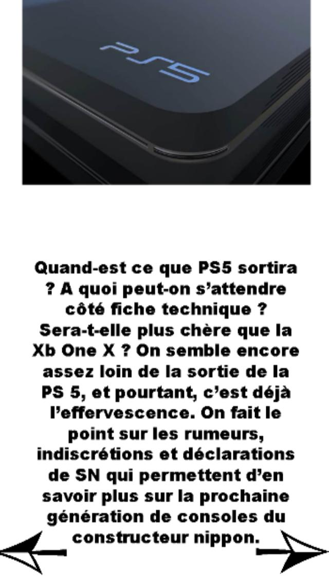 Ps5 review : guide for PS2 PS3 PS4 PS5 ( 2019 ) para Android