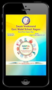 SVGMS Nagaur poster