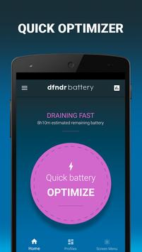 dfndr battery: manage your battery life apk screenshot