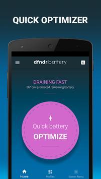 dfndr battery screenshot 1
