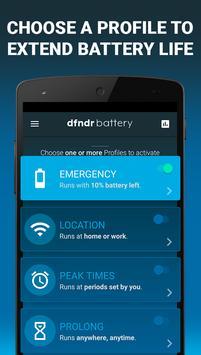 dfndr battery: manage your battery life apk screenshot
