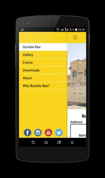 Bumble Bee Nursery apk screenshot