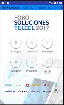 Foro Soluciones Telcel Plakat
