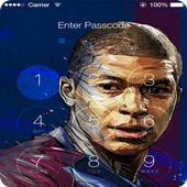 keypad for PSG 2018 passcode paris icon