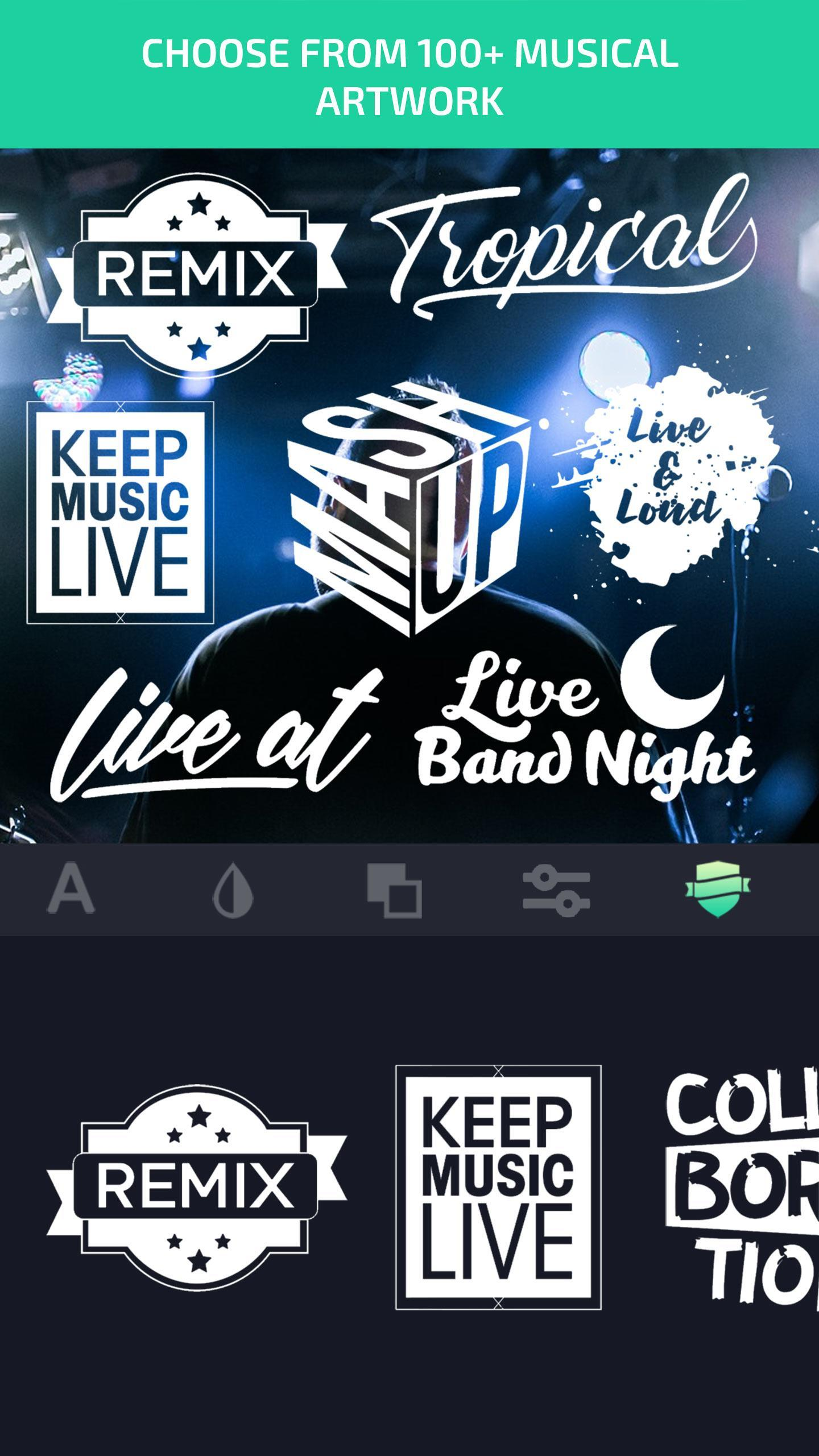 Album Cover Maker- Cover Art & Album Art for Android - APK