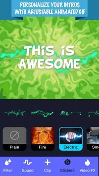 Intro Maker screenshot 4