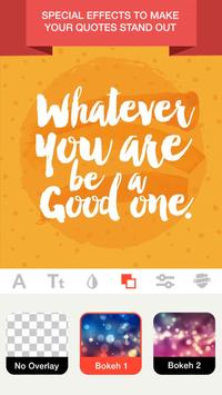 Free Quote Maker Mesmerizing Quote Creator Quote Maker & Make Quotes Word Art Apk Download