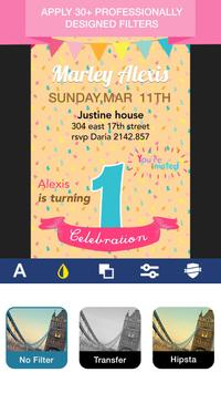 Invitation maker invite maker flyer creator apk download free invitation maker invite maker flyer creator apk screenshot stopboris Image collections