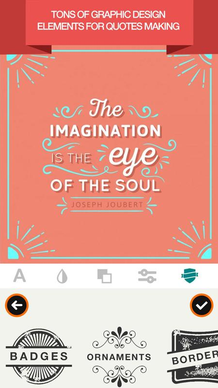 Quote Maker Quote Creator App For Android APK Download Extraordinary Quote Creator