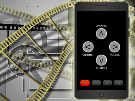 TV Remote Control Simulator apk screenshot