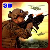 Island Commando Duty War Zone icon