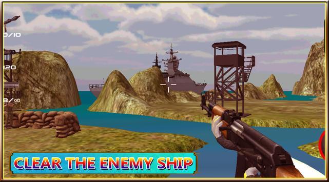 Island Commando Duty War Zone screenshot 2