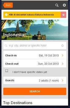 Wisata Indonesia - Cari Hotel poster
