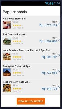 Wisata Indonesia - Cari Hotel screenshot 2