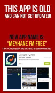 Meyhane FM apk screenshot