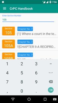 CrPC Handbook screenshot 5