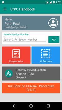 CrPC Handbook screenshot 1